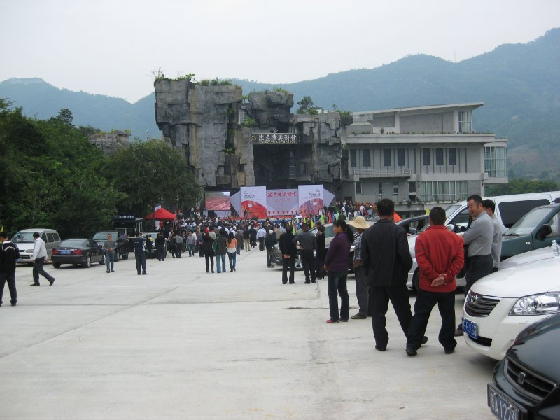 02-athe-ceremony-of-the-opening-for-zhiwei-tu-art-museum