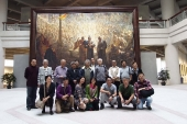 48 Tu with Professors of Guangzhou Academy of Fine Arts