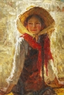 a-farm-girl-oil-36x24in-2011