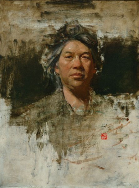 03 Tu Portrait by David
