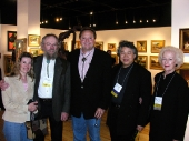 04 Montana's Governor, Brian Schweitzer (center) with OPA Board Members