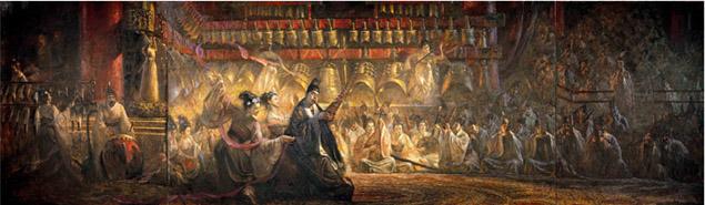 06 BODY LANGUAGE - Dancers, Bells, Ancient Music