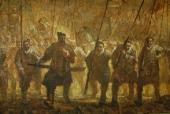 09 Detail of Troops