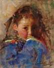 06 Child Looking at